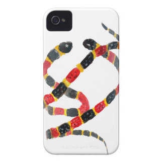 Twisting Snake Art Case-Mate iPhone 4 Case