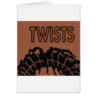 twists card