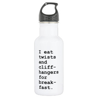 Twists Stainless Steel Water Bottle