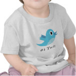 Twit #1 camiseta