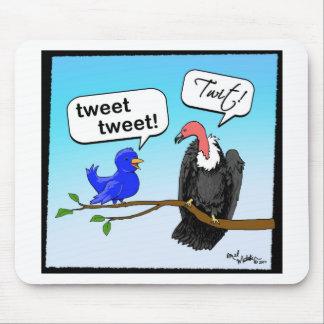 Twit Mouse Pad