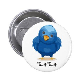 twit twit Buttons