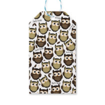 Twit Twoo! Gift Tags