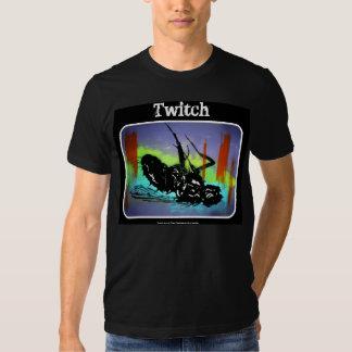 'Twitch' (dead fly) American Apparel Shirt