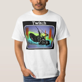 'Twitch' (dead fly) Value Shirt