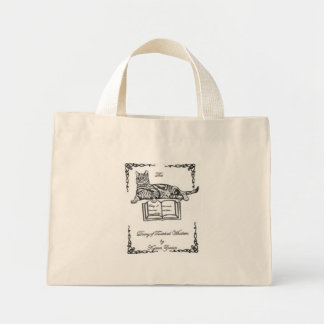 Twitched Whiskers bag (light color)