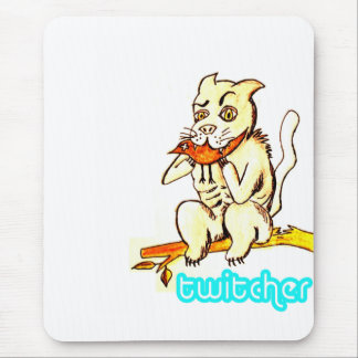 Twitcher Mouse Pad