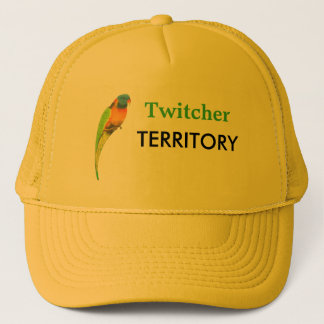Twitcher Territory Trucker Hat