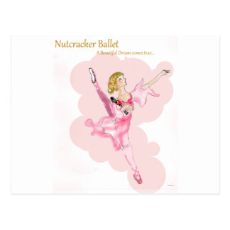 Twitt Nutcracker Ballet 2015 Latida Collection Postcard