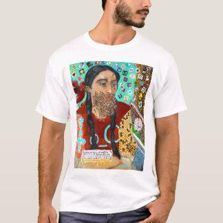 Twitter Bee Beard T-Shirt
