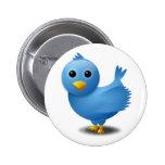 Twitter bird buttons