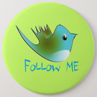 Twitter Bird Follow Me- Choose Background Color Button