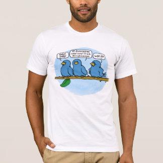 Twitter bird in real life T-Shirt