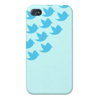 Twitter Bird iPhone 4 Speck Case