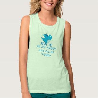 Twitter Bird T-shirts