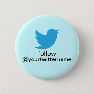 Twitter Button- Promote Yourself! Button