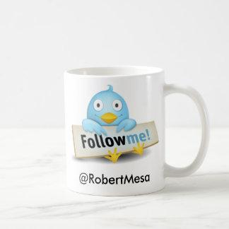 Twitter Coffee Cup 3 Mug