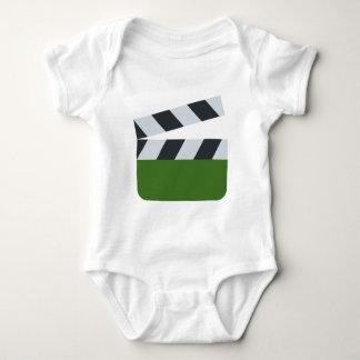 Twitter emoji - Cinema Body Para Bebé