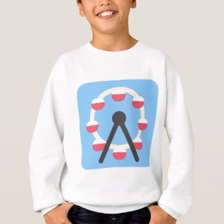Twitter Emoji - Ferris Wheel Sweatshirt