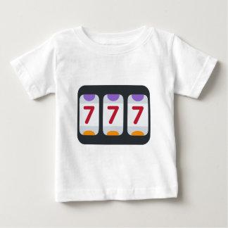 Twitter Emoji - Lucky 7 Baby T-Shirt