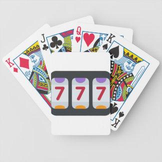 Twitter Emoji - Lucky 7 Baraja De Cartas