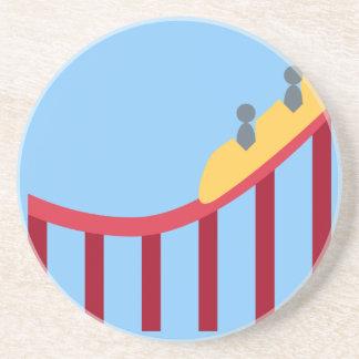 Twitter Emoji - Roller coaster