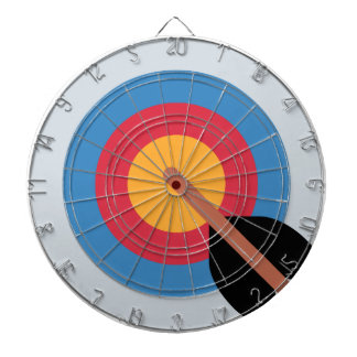 Twitter Emoticon - target archery Dart Boards