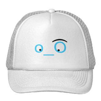twitter eyes trucker hat