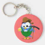 Twitter Gold Digger Keychain