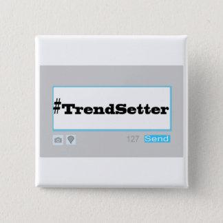Twitter Hashtag # TrendSetter Button