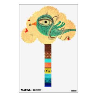 Twitter hashtags Love Wall Sticker