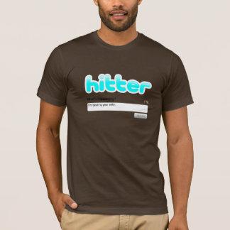"""Twitter """"hitter"""" Shirt"""