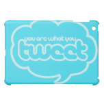 Twitter humor cover for the iPad mini