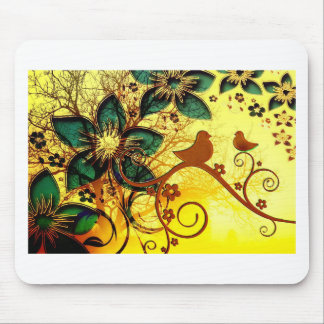 Twitter Images Mouse Pad