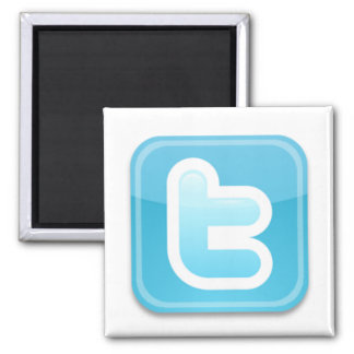 Twitter-ish! Fridge Magnets
