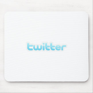 Twitter-ish! Mouse Pad