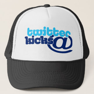 Twitter Kicks at 2O Trucker Hat