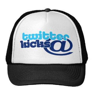 Twitter Kicks at 2O Trucker Hat