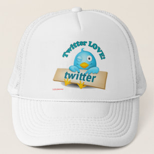 fca807f255286 Twitter Bird Hats   Caps