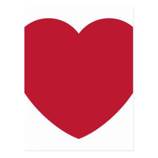 Twitter Love Heart Emoji Tarjetas Postales
