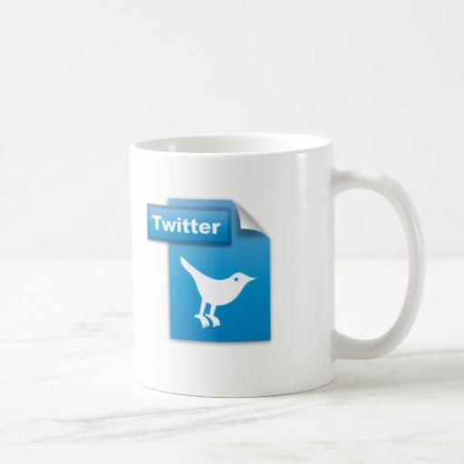 Twitter Mania - Coffee Mug