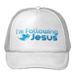 Twitter me I'm Following Jesus Christ Trucker Hat