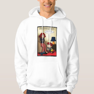 Twitter Moms...Are You Ready? Funny Hoodie By Rick