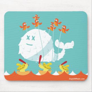 Twitter Mousepad - Stupid Fail Whale - Piñata