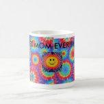 twitter-rainbow-starburst, twitter-rainbow-star... classic white coffee mug