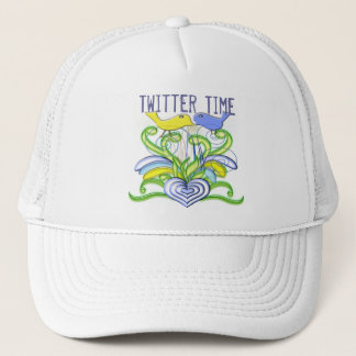 Twitter Time Gifts T-shirts Mugs, Steins Magnets Trucker Hat