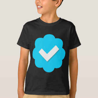 Twitter Verified Badge T-Shirt