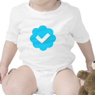 Twitter Verified Badge Tshirt