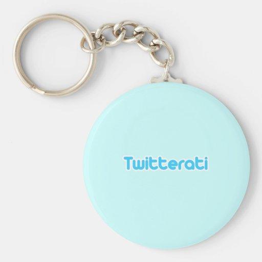 Twitterati Llaveros