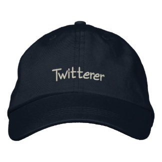 Twitterer Cap / Hat